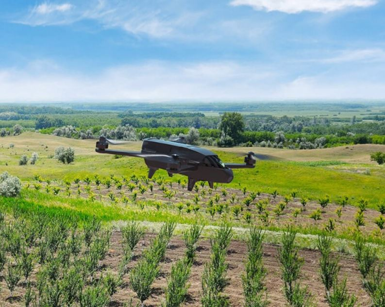 Introducing Parrot Bluegrass Fields — The End-To-End Drone Solution for Agriculture